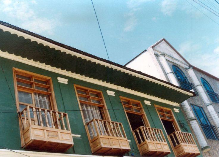 Balcones Coloniales Fresno Tolima Calle 4 (Tarroliso)