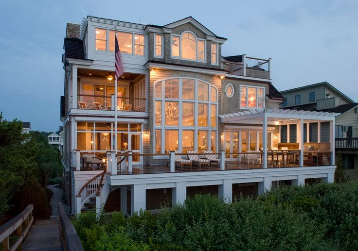 78 best cottage charm beach house style images on for House with lots of windows