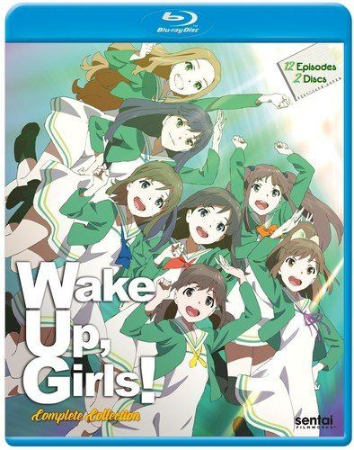 Wake Up Girls Tv Edizione Stati Uniti Italia Blu Ray Tv