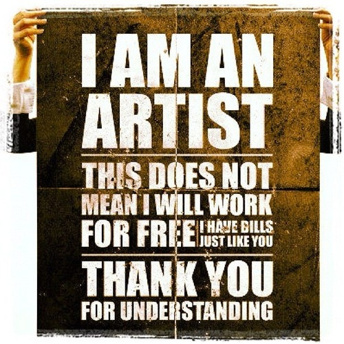 Art ain't freeArt Envy, Art Degree, Art Ain T, Art Studios, Degree Costs, Art Ideas, Costs Money, Artsy Fartsy, Ain T Free