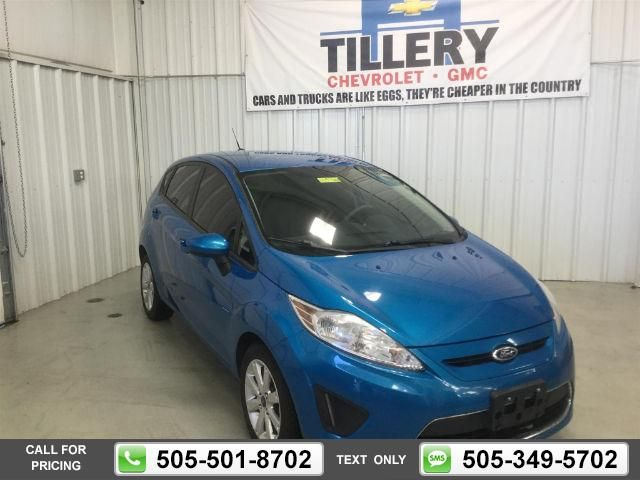 2012 Ford Fiesta SE 133k miles $8,900 133022 miles 505-501-8702 Transmission: Automatic  #Ford #Fiesta #used #cars #TilleryChevrolet #Moriarty #NM #tapcars