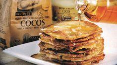 Recept voor de perfecte glutenvrije pannenkoeken met kokosmeel