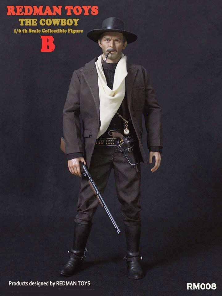 Art Figures RIPC Rest in Peace Cowboy Belt 1//6 toy Western