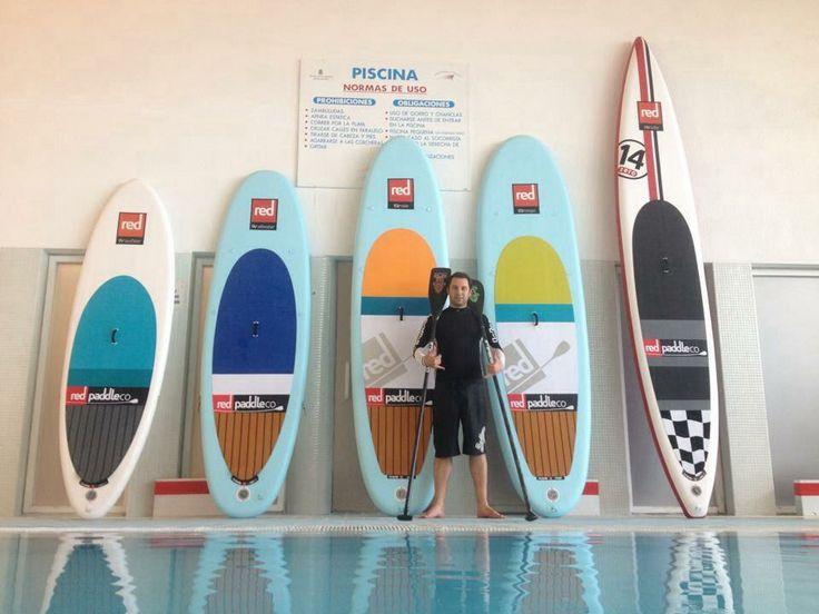 Os presentamos las nuevas tablas hinchables Red Paddle Co del 2014