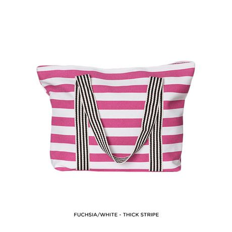 Ship Shape Nautical Striped Beach Tote - Assorted Styles at 70% Savings off Retail!