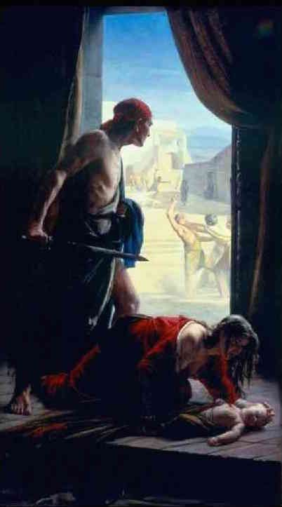 The Slaughter of the Innocents (Carl Heinrich Bloch)