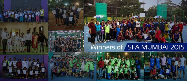 Sports For All (SFA) is an inter-school sporting platform for school children to play, compete and grow in various sports.