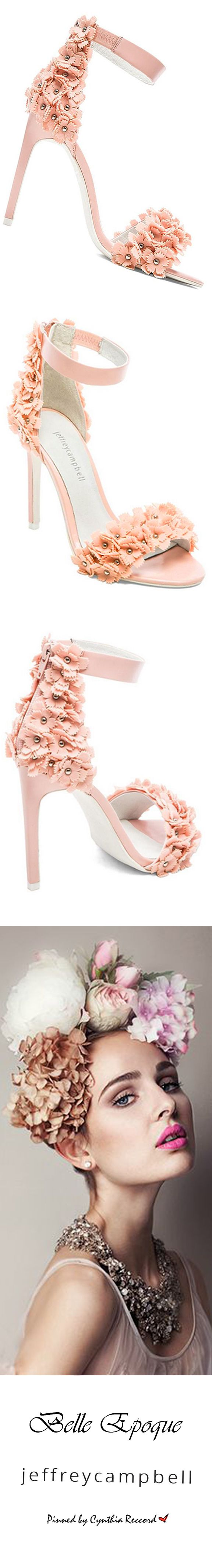 Trend Belle Epoque | Jeffrey Campbell | cynthia reccord