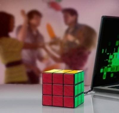Rubiks speaker  #mzube #cool #gift #quirky #birthday #sale #presents #gifts #shopping #cheap   https://www.mzube.co.uk