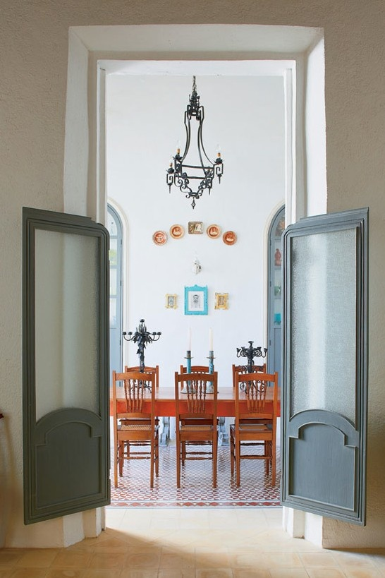 1000 images about interior doors on pinterest for Interior swinging kitchen doors