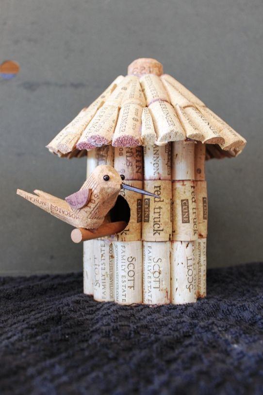 Best Wine Bottle Amp Cork Crafts Images Pinterest