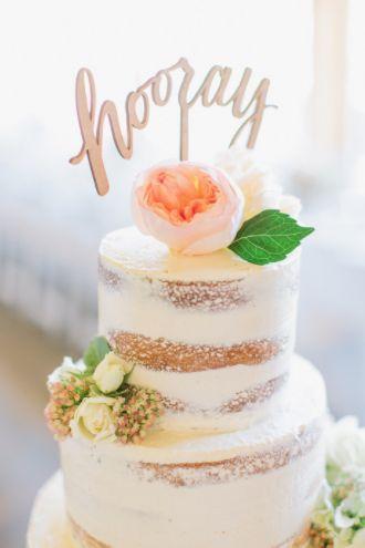 Hatzic lake wedding cakes