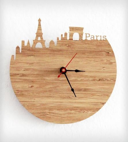 17 best images about craft diy clocks on pinterest for Whatever clock diy
