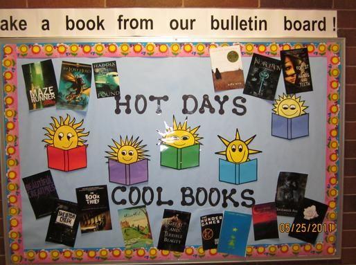 School Library Bulletin Board Ideas Albion Middle School
