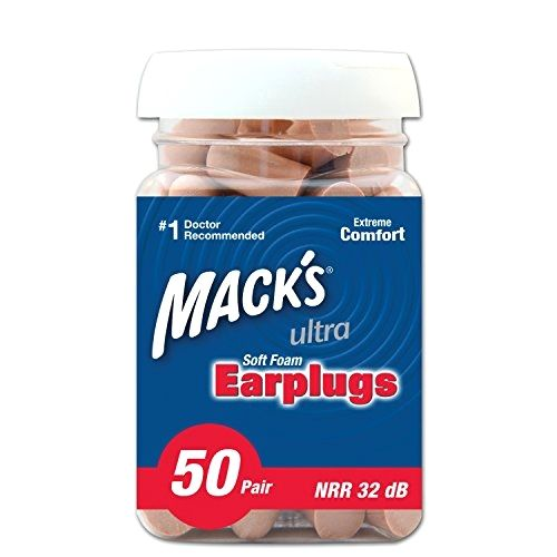 Mack's Ear Care Ultra Soft Foam Earplugs, 50 Pair  BUY NOW     $8.99    These ear plugs are molded with super low-pressure, skinned and tapered foam to provide unmatched comfort and improved hygiene. ..  http://www.beautyandluxuryforu.top/2017/03/16/macks-ear-care-ultra-soft-foam-earplugs-50-pair-2/