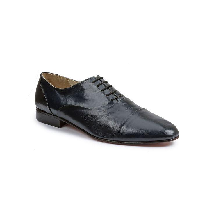 Giorgio Brutini Men's Leather Oxford Shoes, Size: medium (10.5), Blue Other