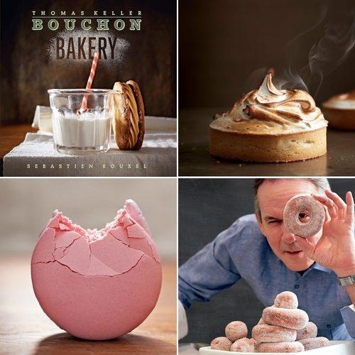 Bouchon Bakery Cookbook by Thomas Keller