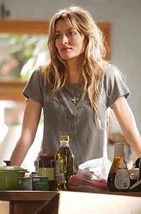 I think natascha mcelhone is gorgeous, and I'm basically in love with her character on californication. I really really love her hair most of all though.