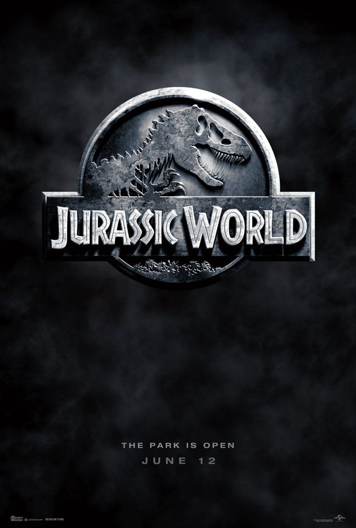 Pin for Later: The New Jurassic World Poster Will Make Your Jaw Drop