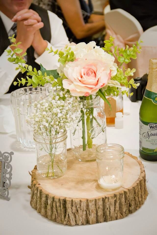 Mason jar centerpieces styling your rustic wedding jars