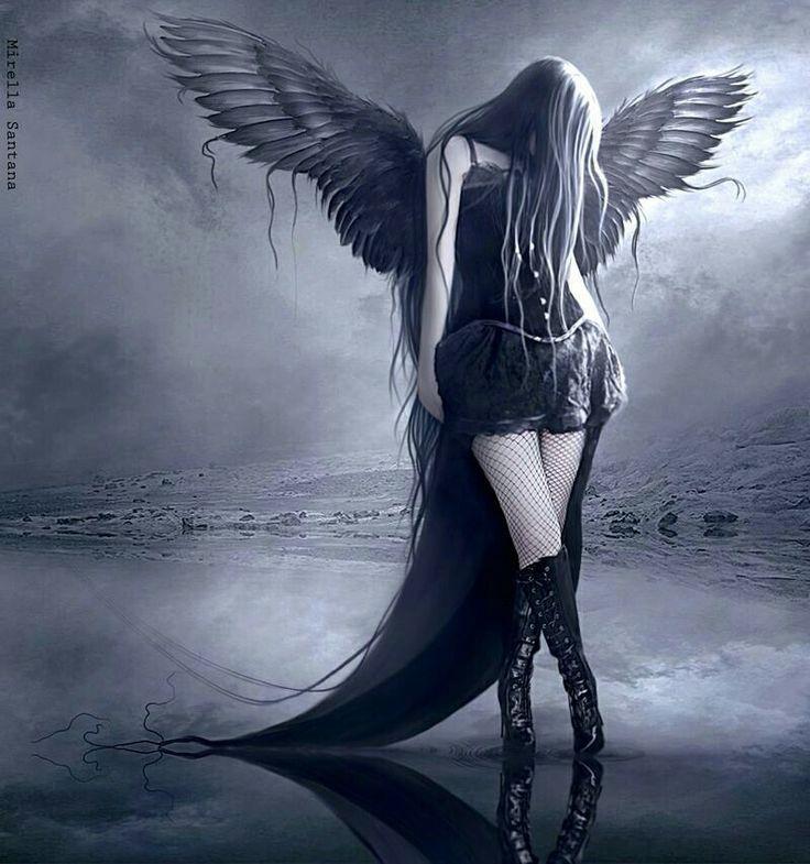 Dark Angel Ass 62