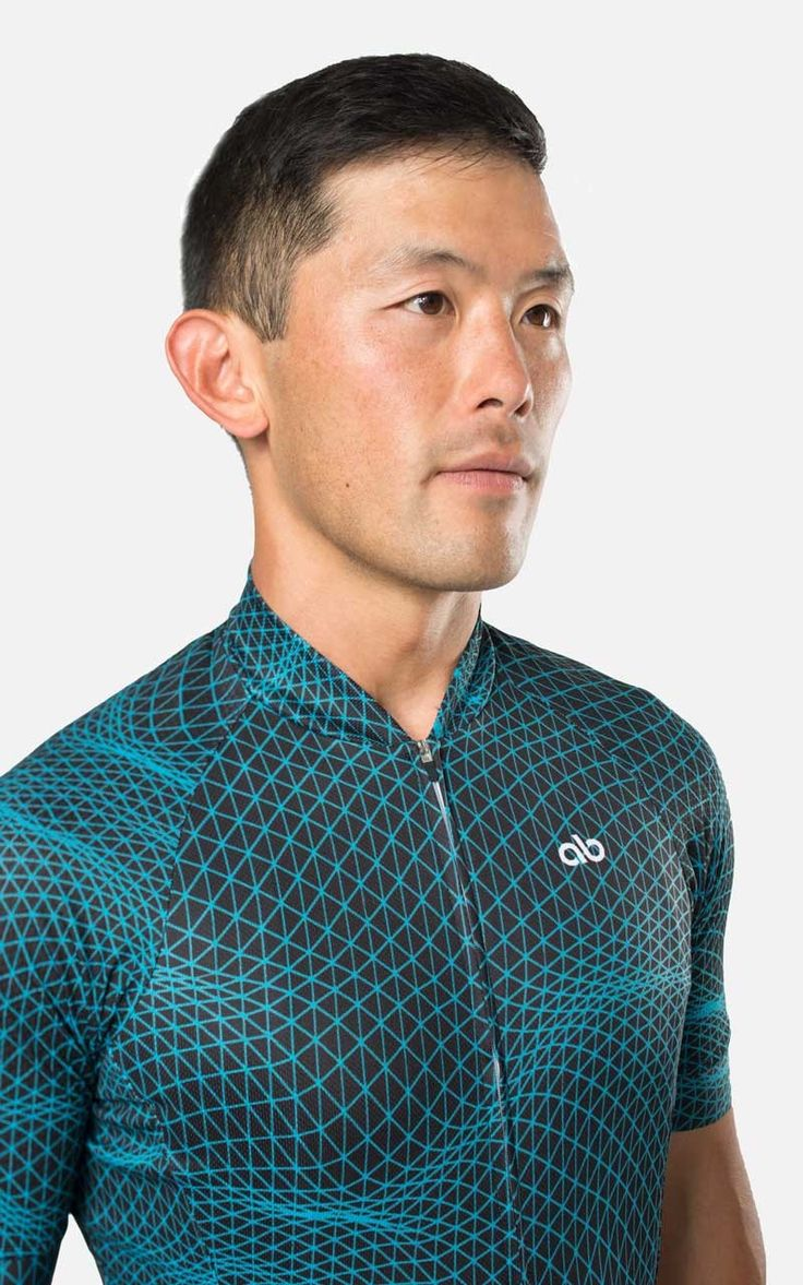 ABLOC GeoWave Jersey | Short Sleeve Cycling Jerseys for sale in San Francisco