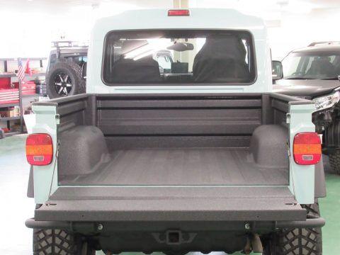 JEEP(ジープ) TJラングラー AEV BLUTE ブルート ピックアップトラック 荷台ベッドライナー塗装LINE-X
