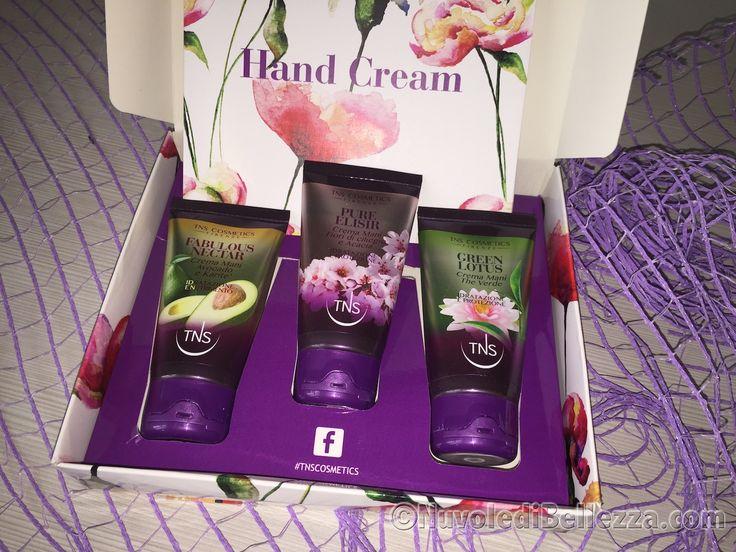 TNS Cosmetics Creme Mani - Nuvole di Bellezza