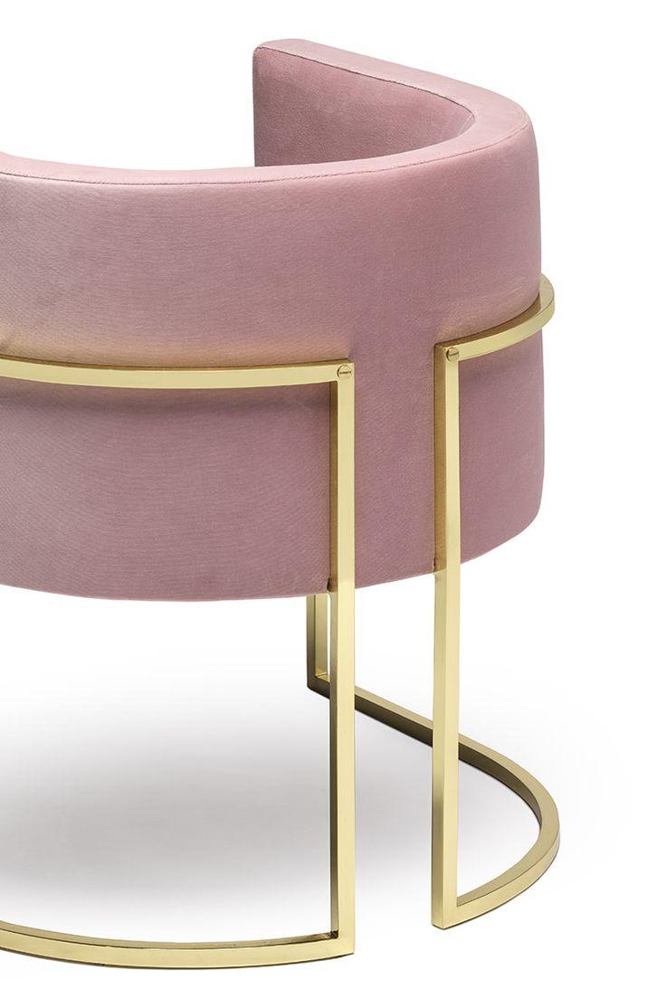 Julius chair velvet - Upholstery