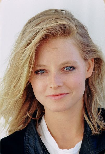 Actress Jodie Foster poses for a photo in June 1987 in Vancouver Canada Foster is promoting