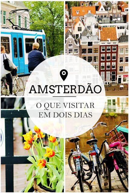 Drawing Dreaming: o que visitar em Amsterdão em dois dias