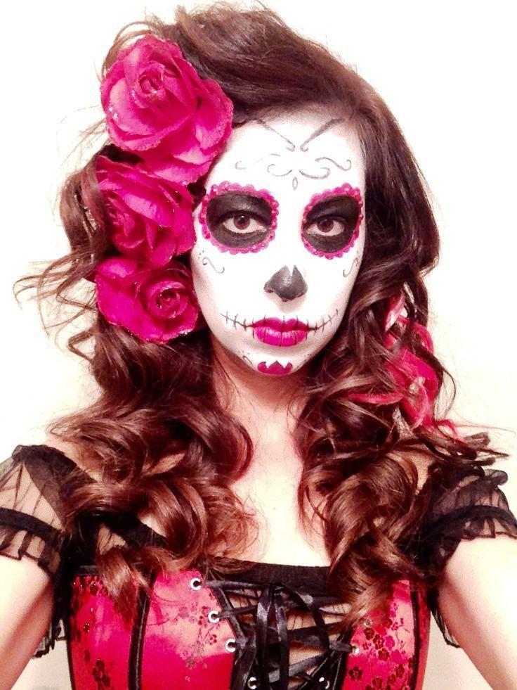 15 best Día de los muertos images on Pinterest | Sugar skulls ...