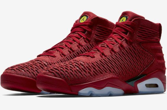 new style 1fb2d db19b ... inexpensive look for the jordan flyknit elevation 23 university red  soon the brand new jordan flyknit