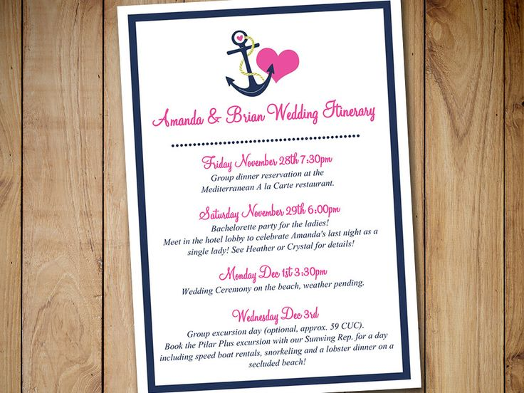 17 Best Ideas About Wedding Planner Book On Pinterest: 17 Best Ideas About Destination Wedding Itinerary On