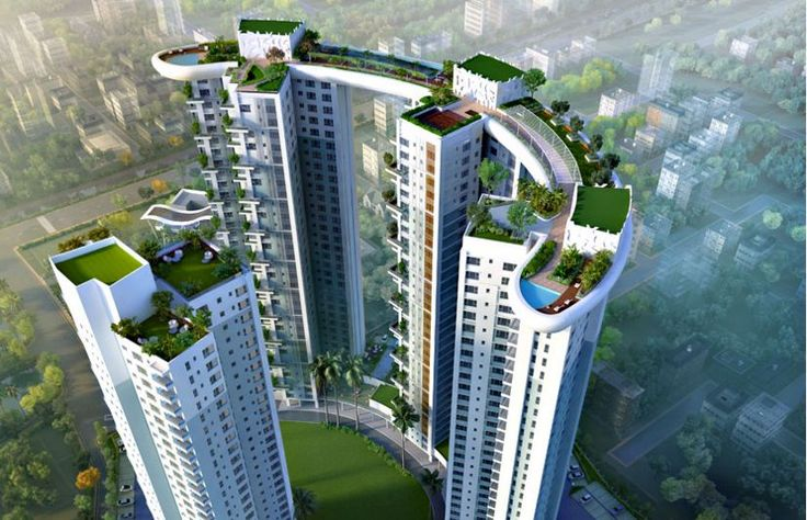 Siddha Sky, Premium high rise residential building coming up off EMBYPASS. call 9830272666 for booking or visit www.sidusrealty.in