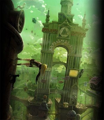 Gravity Rush (Video Game) - TV Tropes