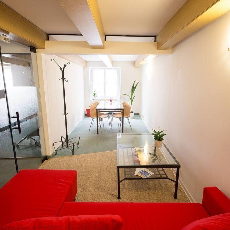 Máme další novou místnost, na přání naší Evy je to Avokádo. #koucovna #kouc #koucink #coaching #avokado #sedacka #goldmannova