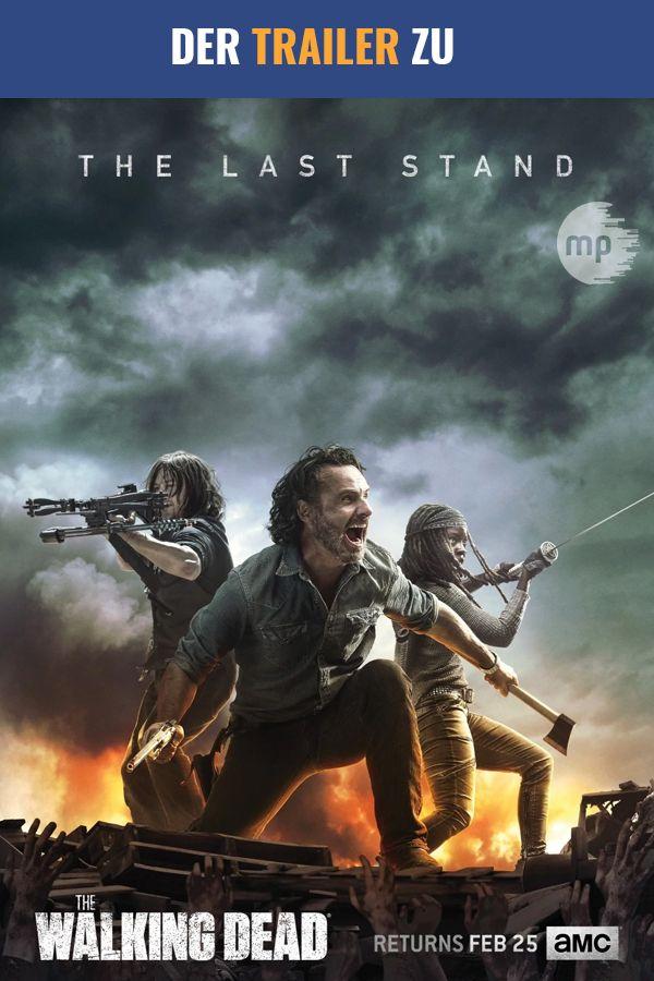 The Walking Dead Staffel 8 Im Tv