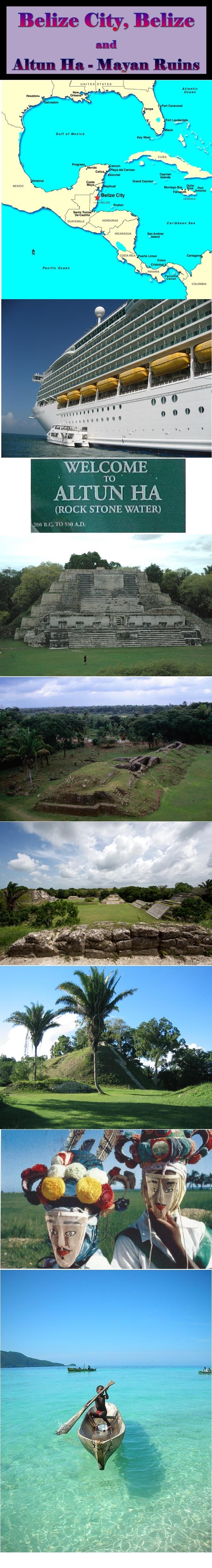 Belize City Belize Altun Ha Mayan Ruins