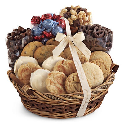 17 best gift baskets images on pinterest gift basket gift harry and david sugar free baked goods gift basketmmy negle Gallery