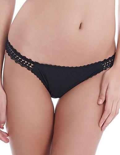 Wacoal Sensuality Hipster Bikini Bottom Women's Black Medium