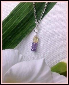 collar citrino,amatista,cristales de cuarzo,cuarzos,piedras de cuarzo,joyeria,joyeria cristales de cuarzo