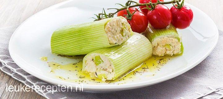 Dit recept is ideaal voor in de stoomoven en zet zo een heerlijke vegetarische maaltijd op tafel.