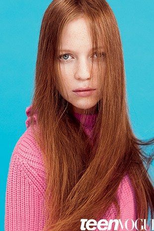 Red Hair Color Ideas | Teen Vogue