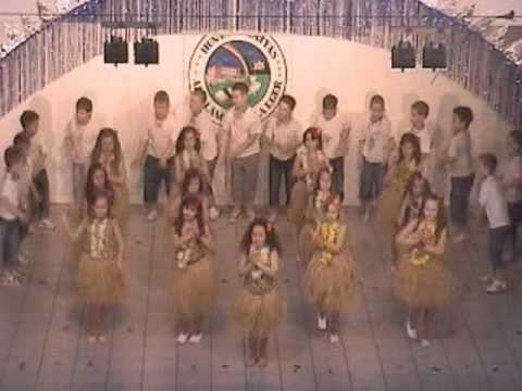 Az 1.C farsangi tánca - Hunyadi Mátyás Általános Iskola 2011