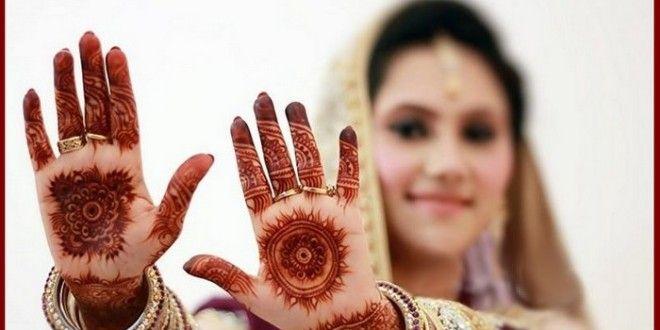 Beautiful Simple Latest Mehndi Designs Pictures