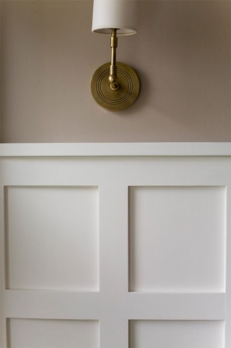 Coastal Home Seaside Home Recessed Wall Panels With