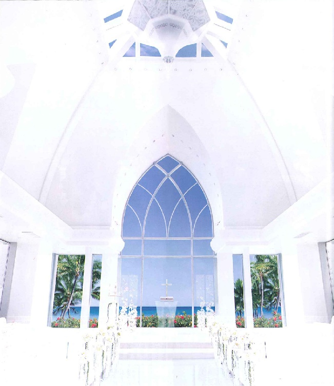 KO OLINA CHAPEL PLACE OF JOY in Hawaii by S & B CONSULTING