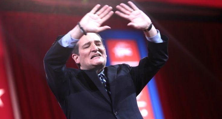 Image: Sen. Ted Cruz, R-TX (Gage Skidmore, Flickr Creative Commons)