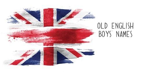 Old English Boys Names. ohbaby.co.nz